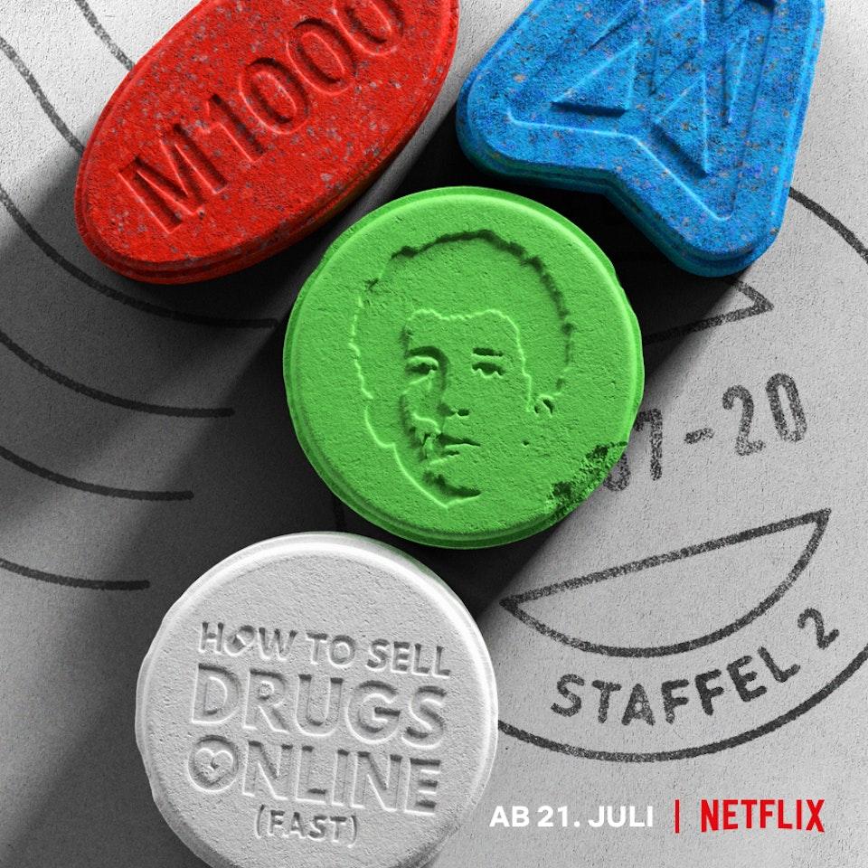 Netflix — HTSDOF Season II  — Media Campaign - HTSDOF-1X1_2_GER