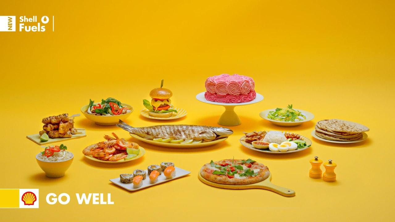 Shell Efficiency - Food