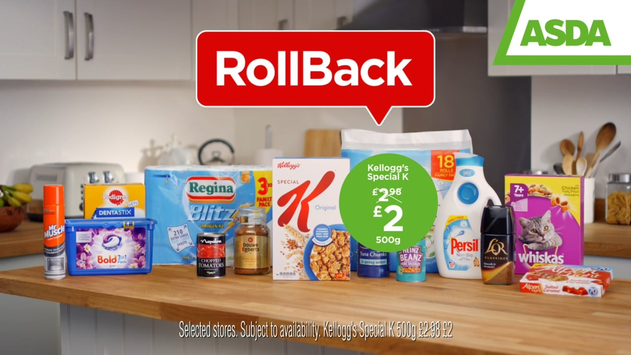 ASDA - January Rollback