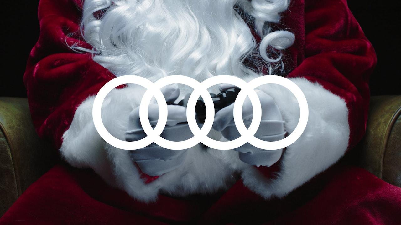 Audi - Santa's Grotto