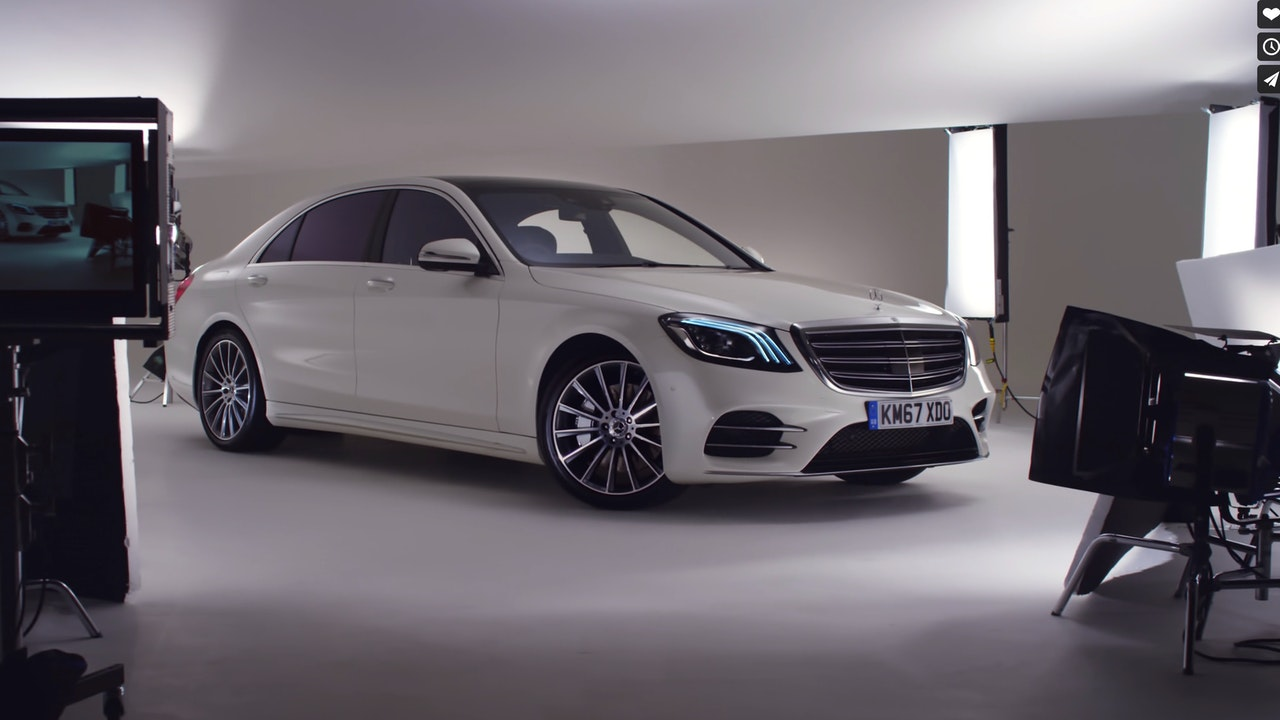 Mercedes - Canadian International AutoShow