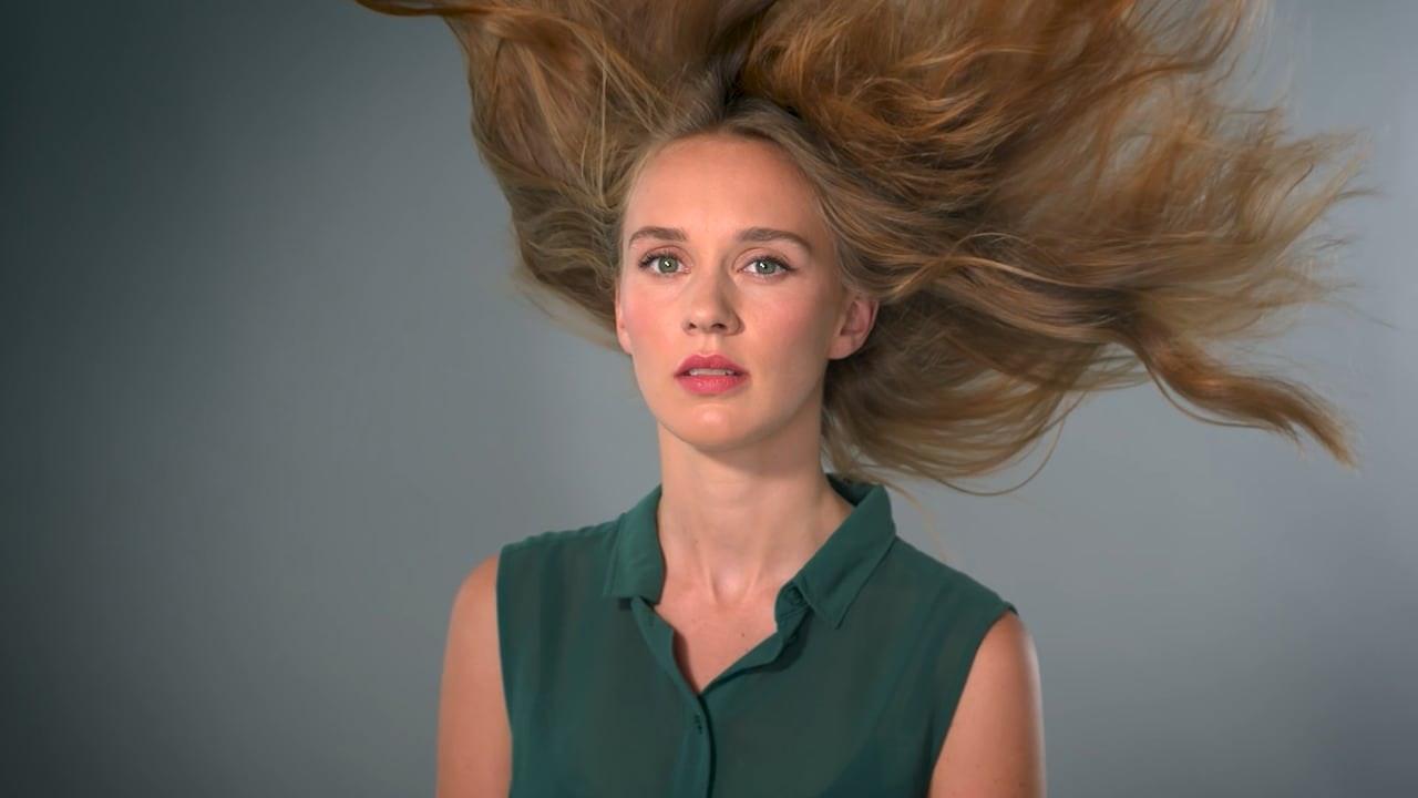 Flying Hair - test film