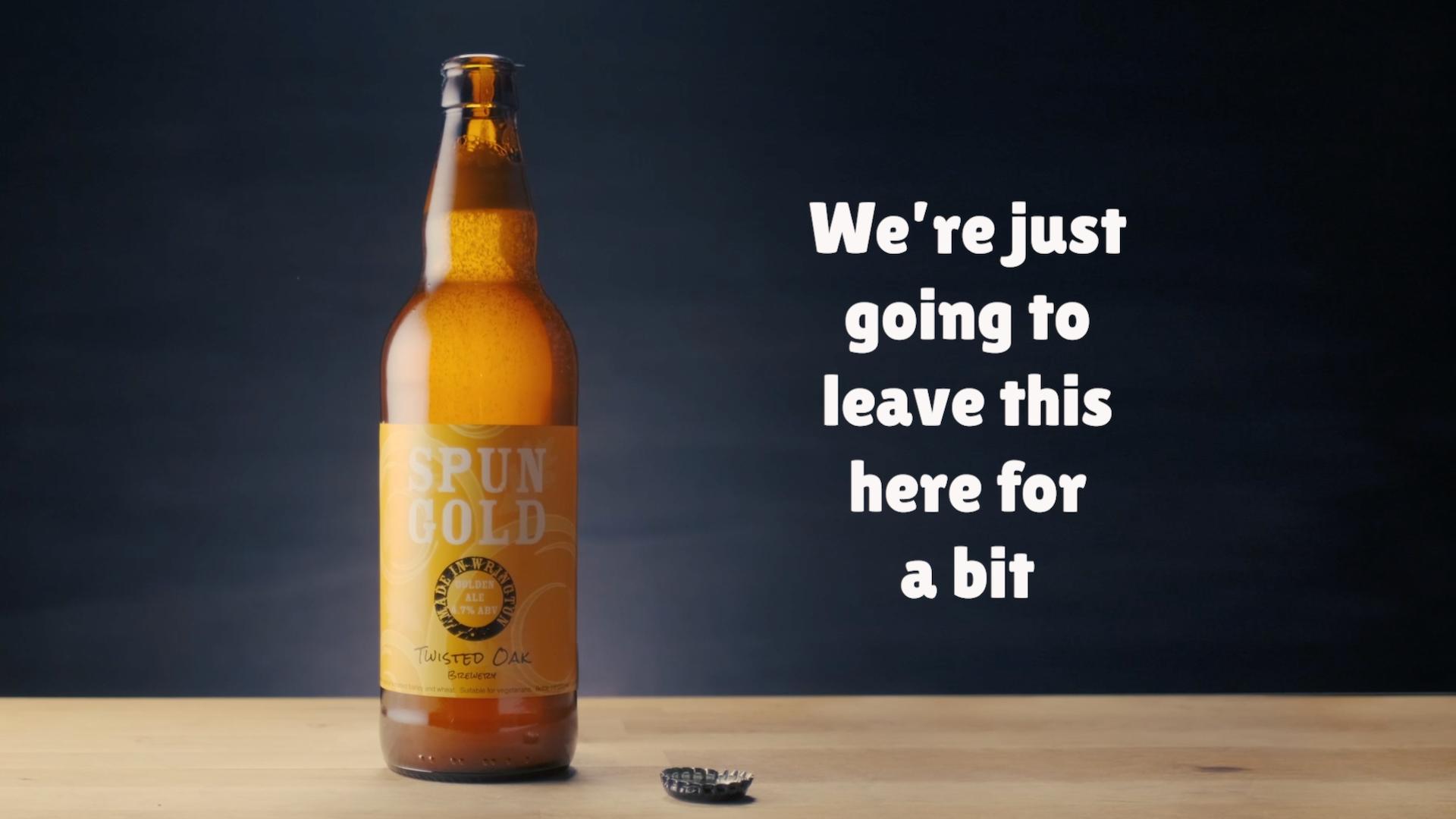 Twisted Oak Brewery - Spun Gold
