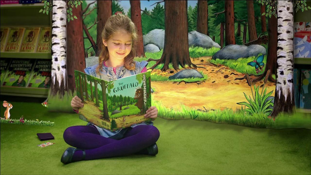 National Book Tokens - Gruffalo