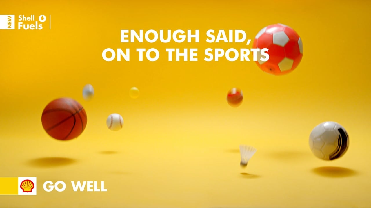 Shell Efficiency - Sports