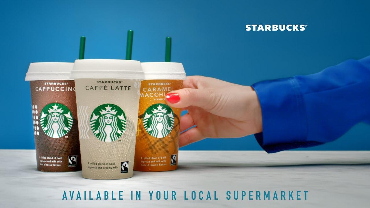 Starbucks - Chilled Coffee