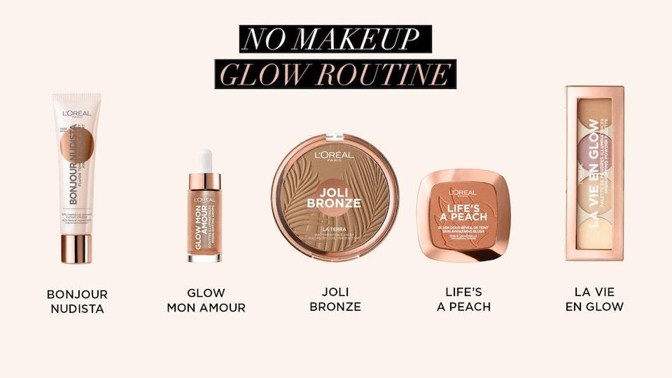 L'Oréal Paris - La Vie en Glow - L Or  al - La Vie en Glow - Tuto Teint   Maud - before transcode