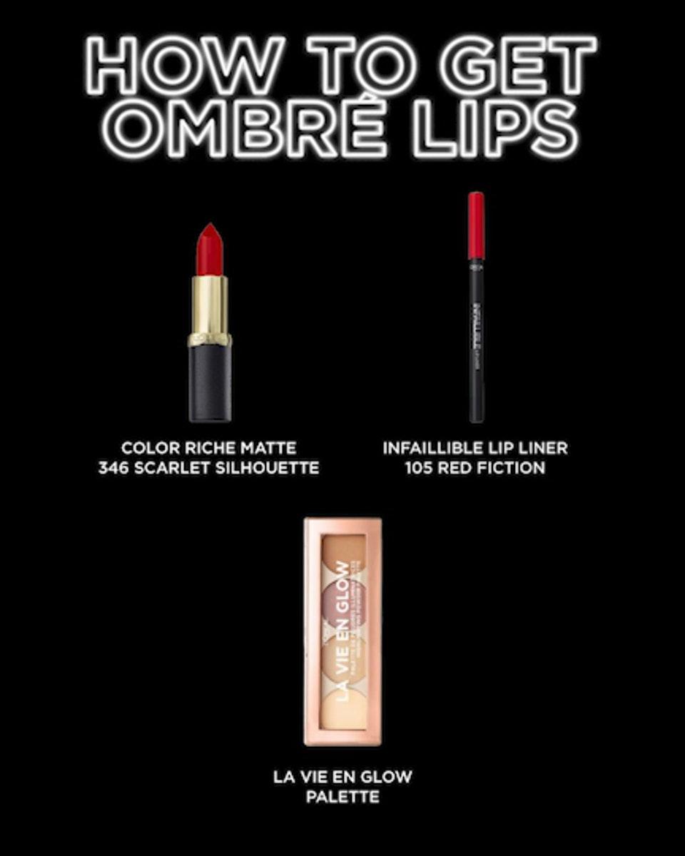 L'Oréal Paris - Get The Look FW