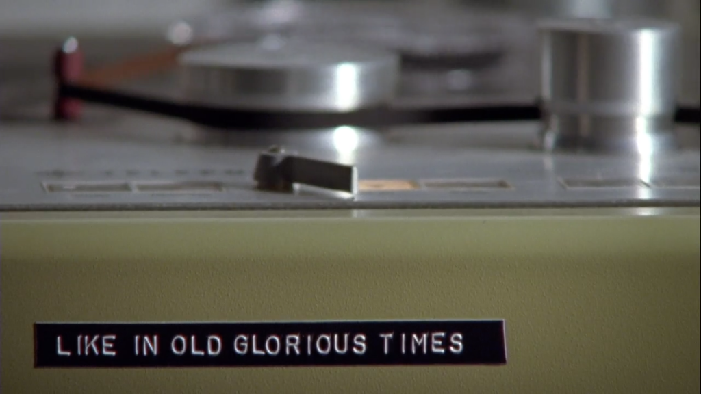 Like in Old Glorious Times - Trailer
