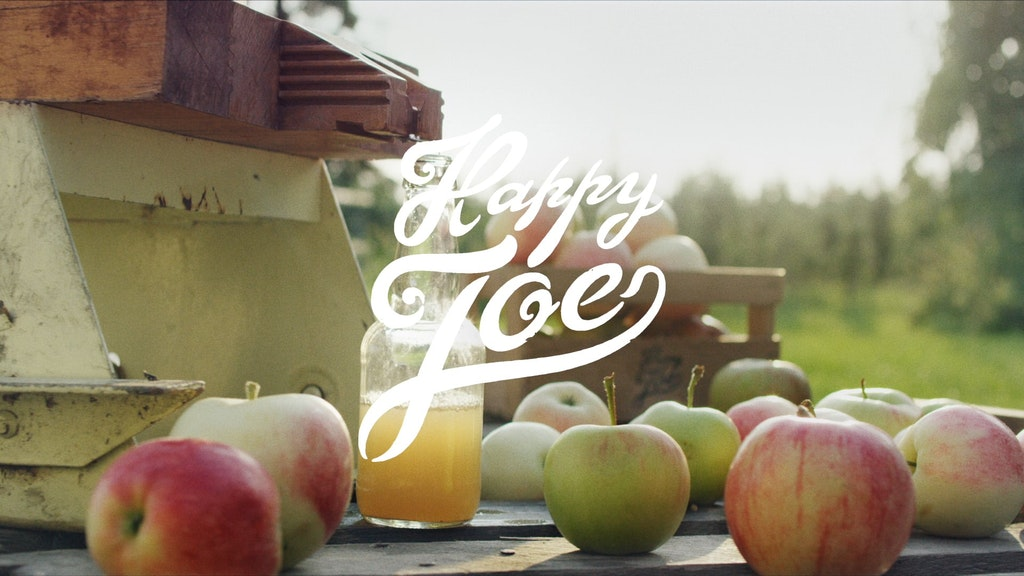 Happy Joe - Old Country - The Squeezer