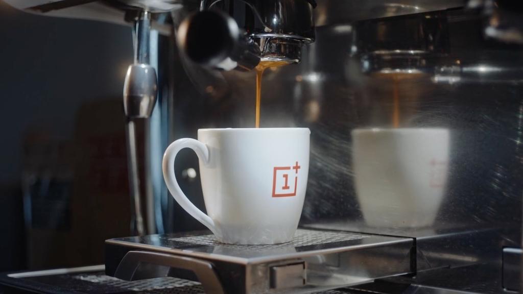 OnePlus Coffee Experience