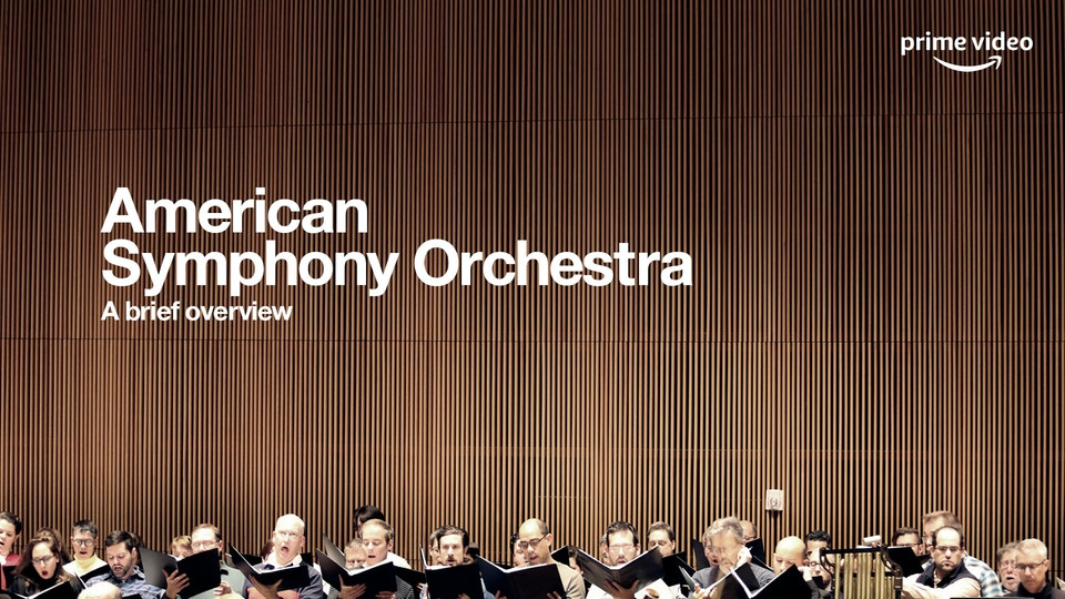 AMERICAN SYMPHONY ORCHESTRA: A Brief Overview