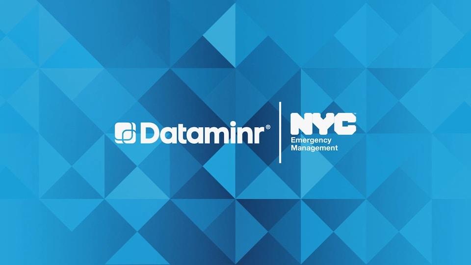 Dataminr  + NYCEM