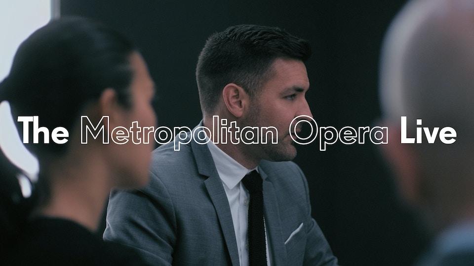 The Metropolitan Opera Live - Director's Cut
