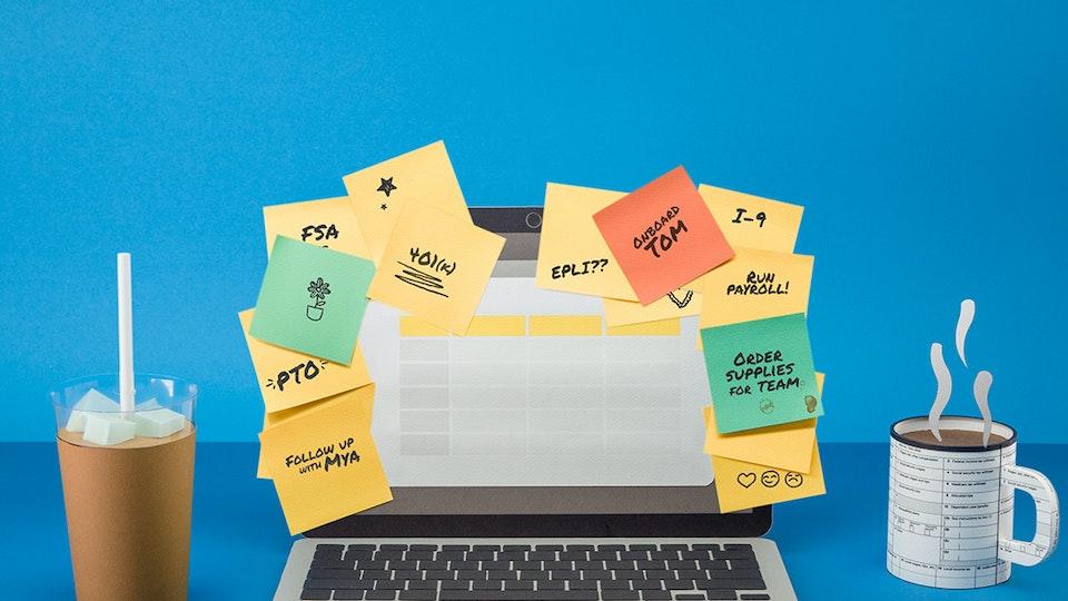 Justworks - Papercraft AD