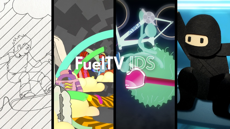 FUEL TV IDs