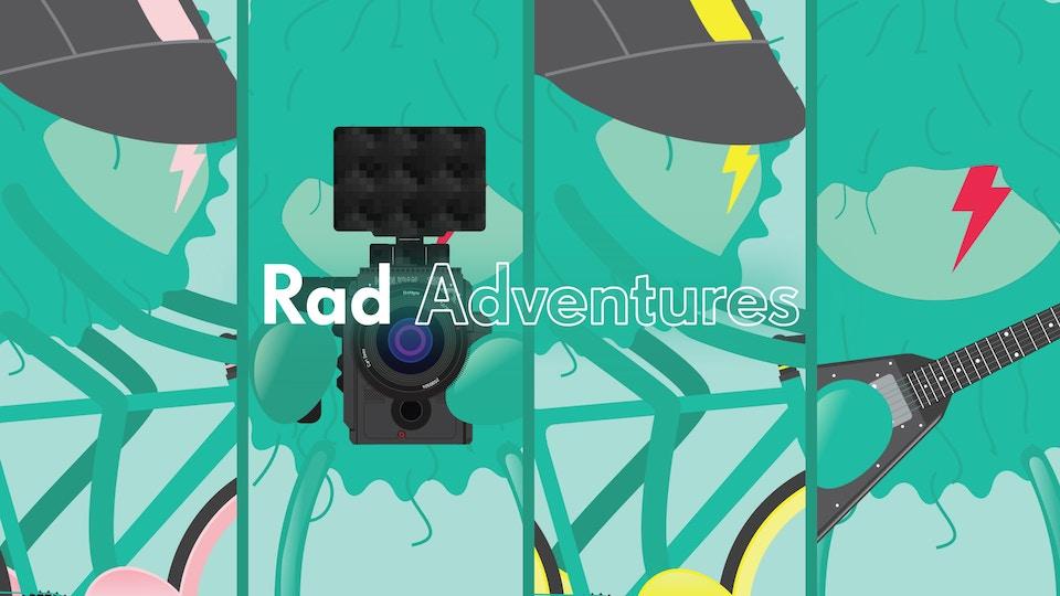 Rad's Adventures