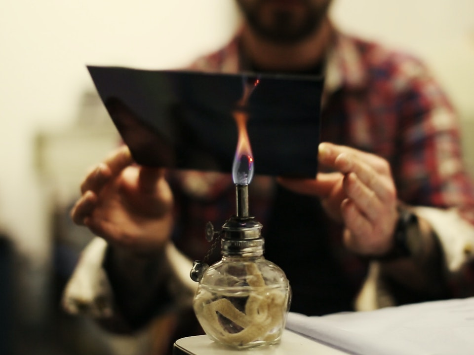 'Alchemy & Art' (BBC Scotland)