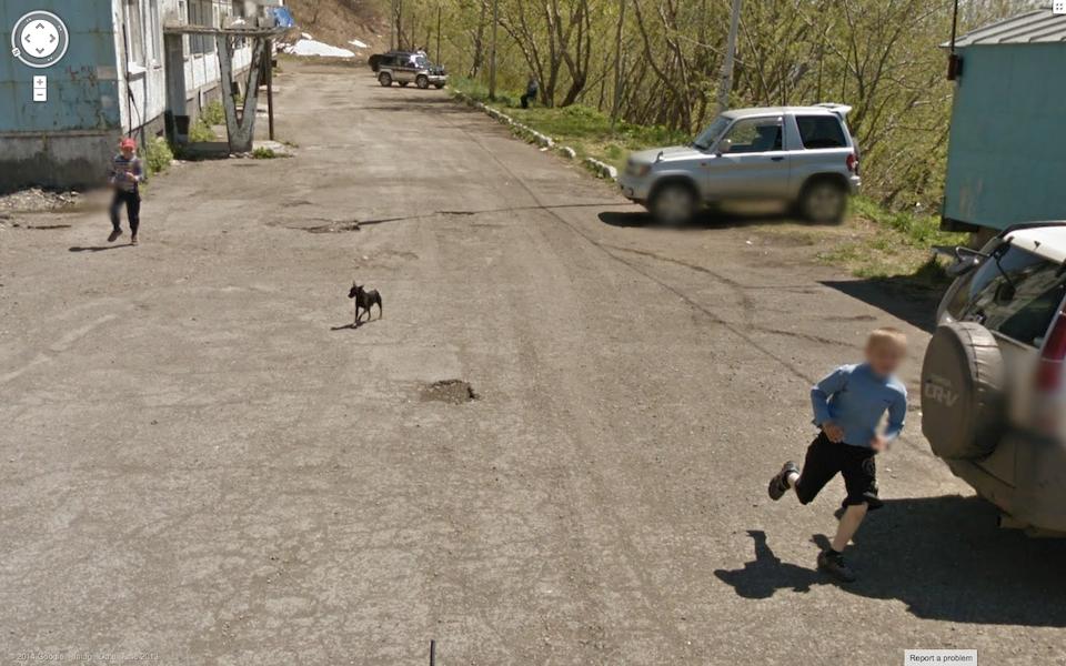 Google Streetview Samuel Craven 25