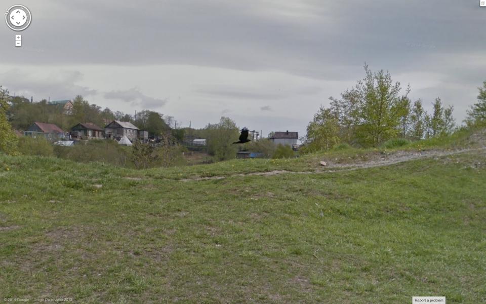 Google Streetview Samuel Craven 27
