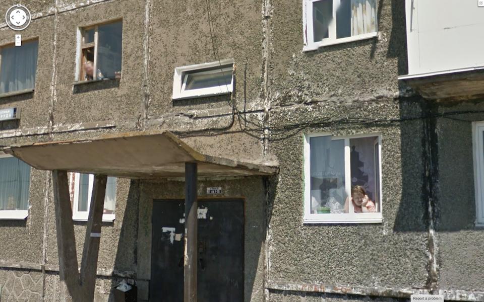 Google Streetview Samuel Craven 24