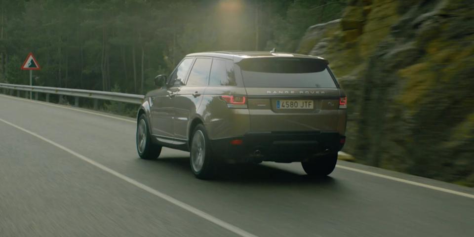 Land Rover - Otherterrain
