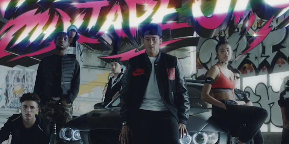 Nike -  Neymar Jr. Mix Tape