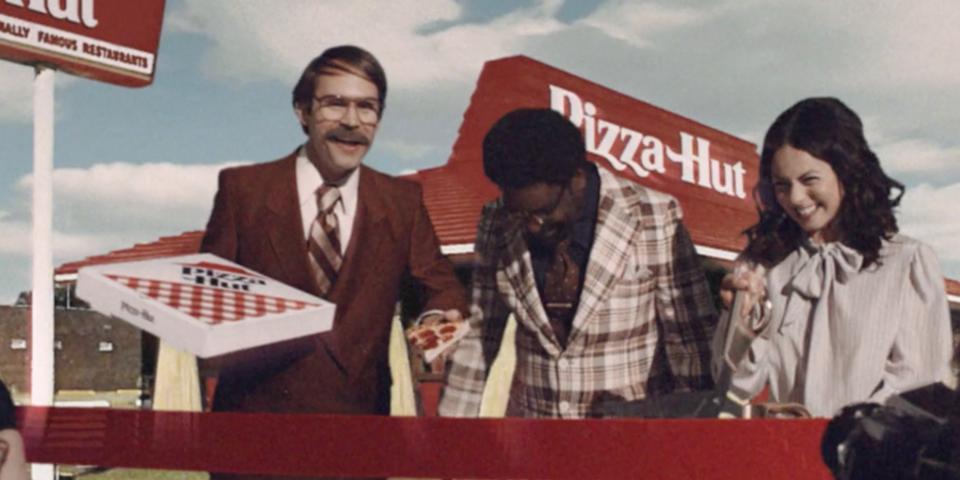 Pizza Hut - Raise a Slicea