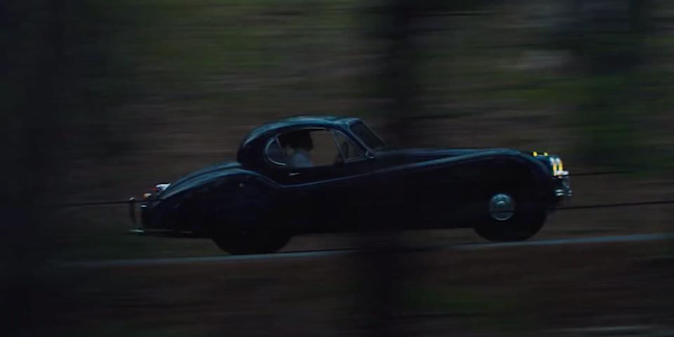 Jaguar - At Dawn
