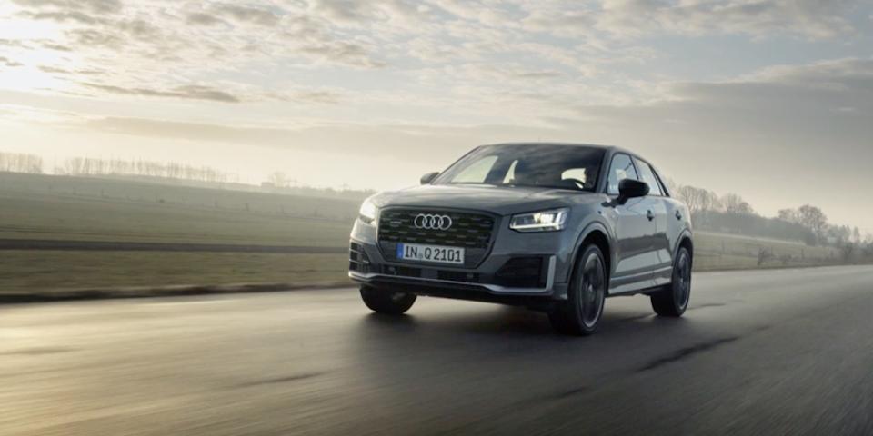 Audi Q2 - Untaggable
