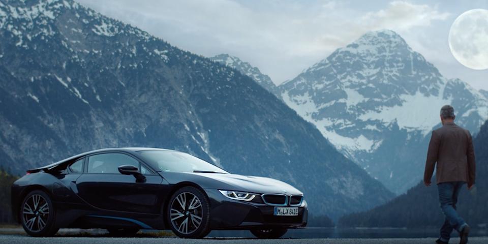 BMW  A giant leap