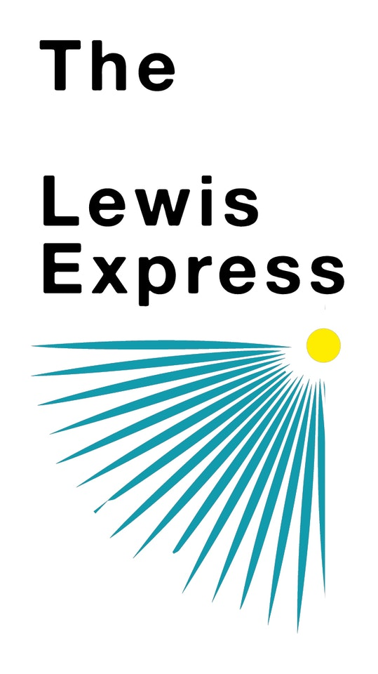 Lewis Express - Cover Detail 1