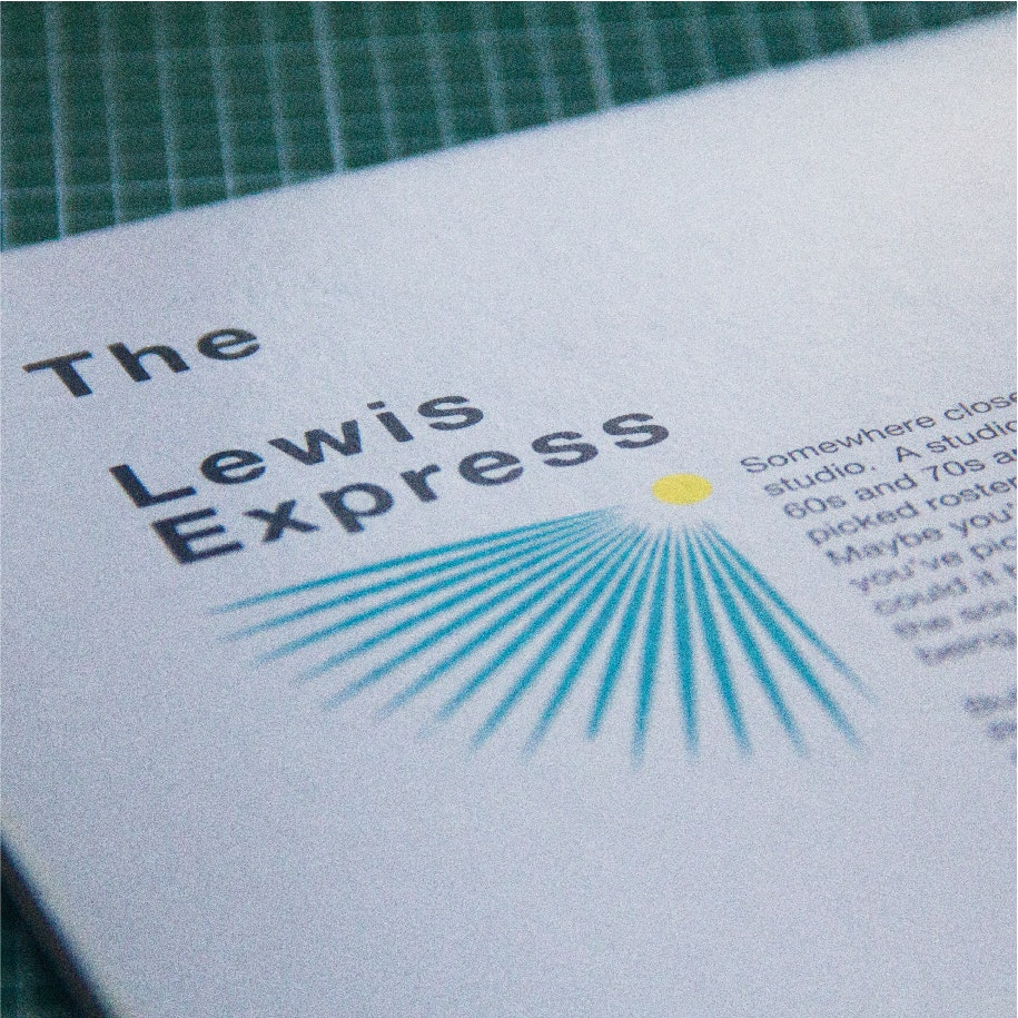 Lewis Express - Cover Detail 3