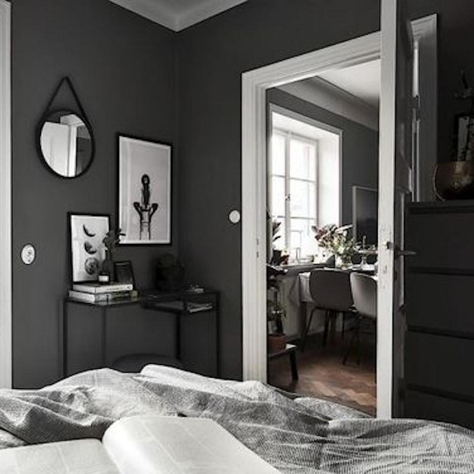 SOI HOME & STORE DESIGN - Cores escuras que vão dar uma nova luz à sua casa