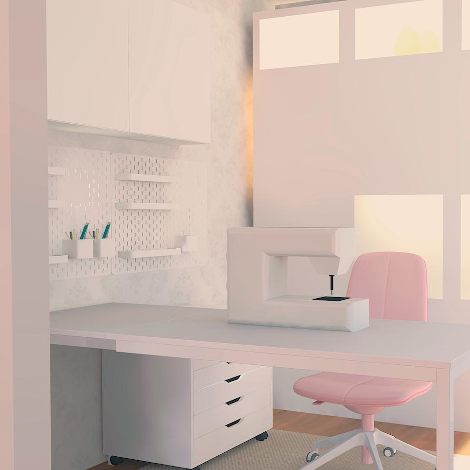 SOI HOME & STORE DESIGN - Projeto renovação de divisão