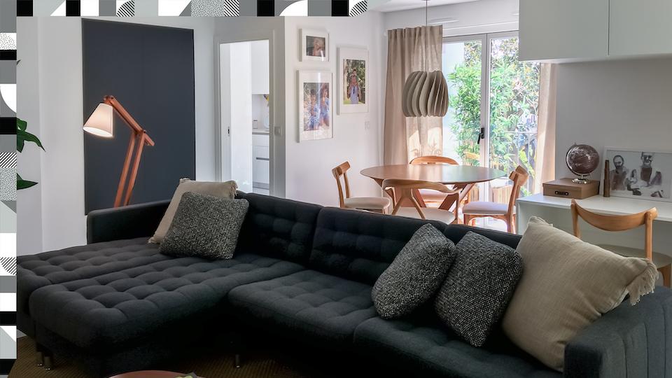 SOI HOME & STORE DESIGN - Projeto re-styling de apartamento