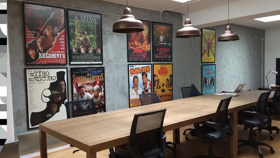 SOI HOME & STORE DESIGN - Remodelação e Design de Interiores Escritório