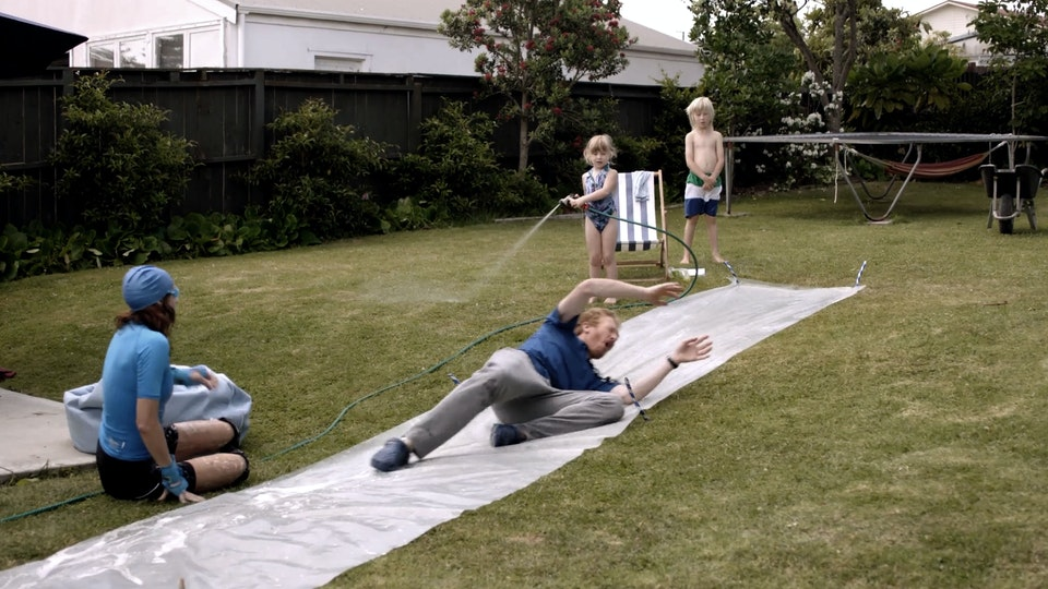 RASKÖLS - 'WATERSLIDE' AUSTRALIAN DAIRY