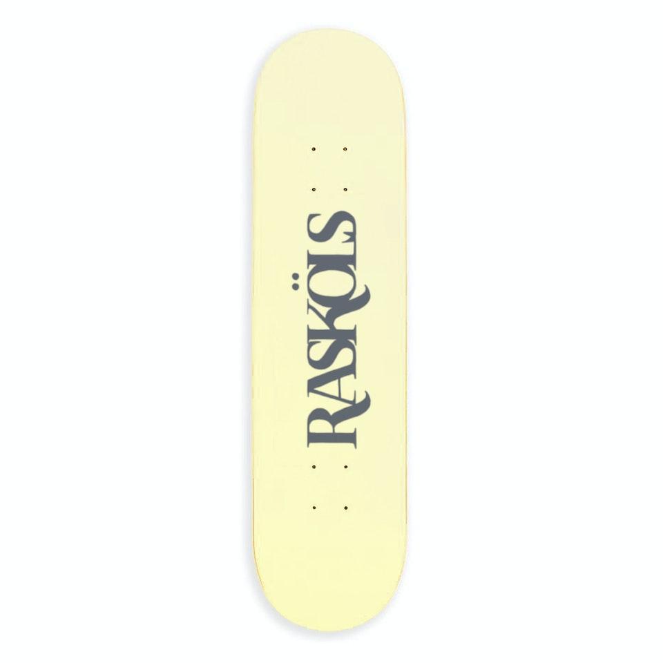 """RASKÖLS - Rasköls [8.5""""] Lemonade Skateboard"""