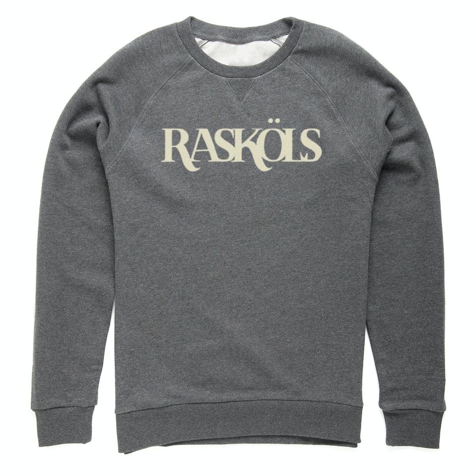 RASKÖLS - Rasköls Dust Grey Sweater