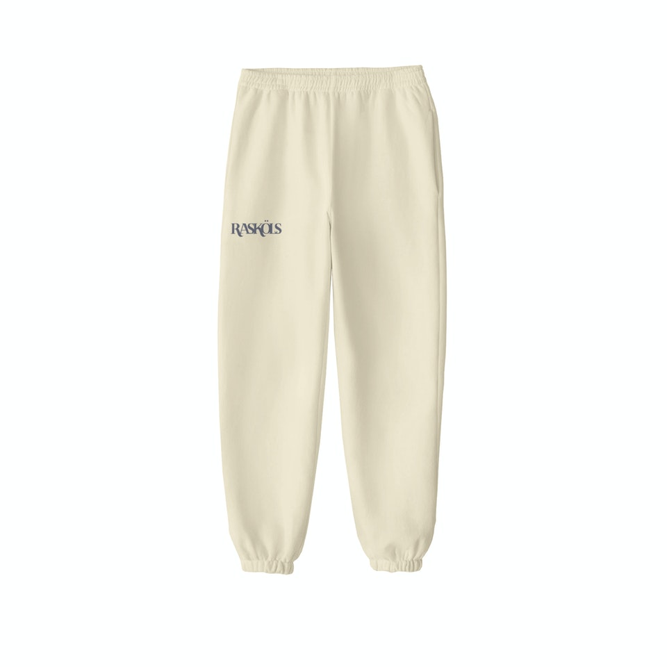 RASKÖLS - Rasköls Cream Producer Pants