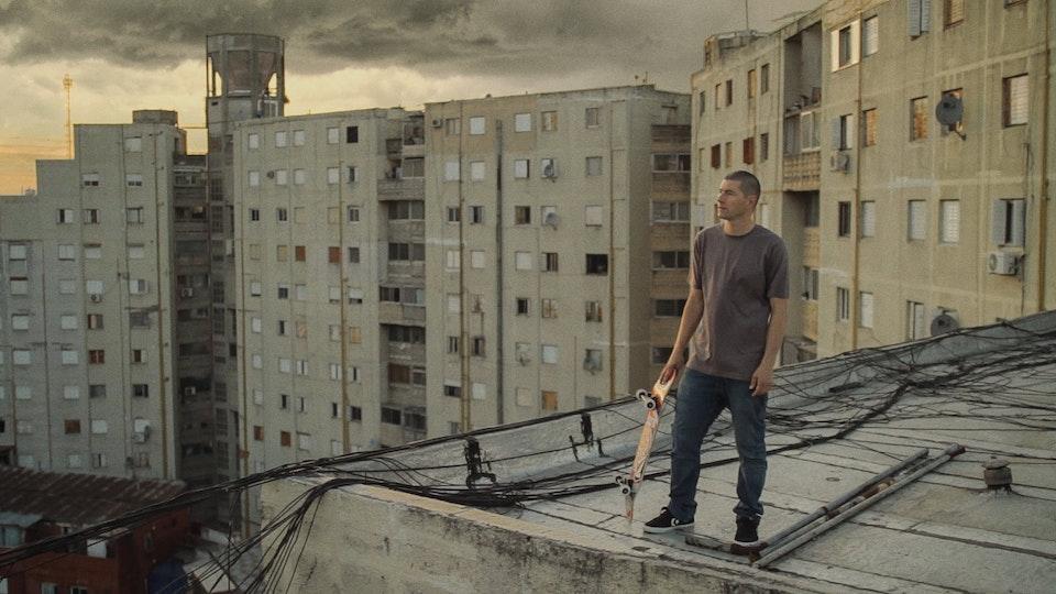 'BURN' COKE ASH BOLLAND - 'BURN' COKE (SHORT FILM) NO CREDITS