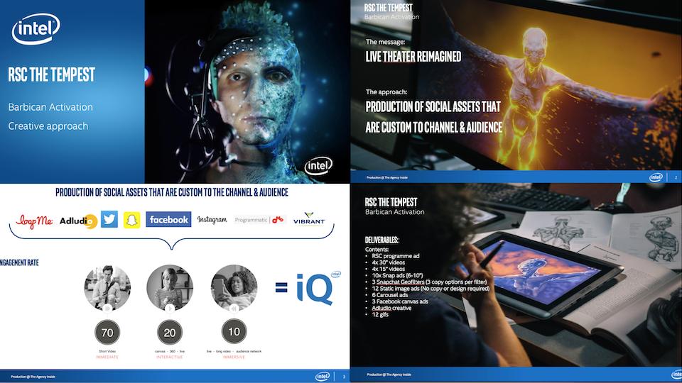 Intel social