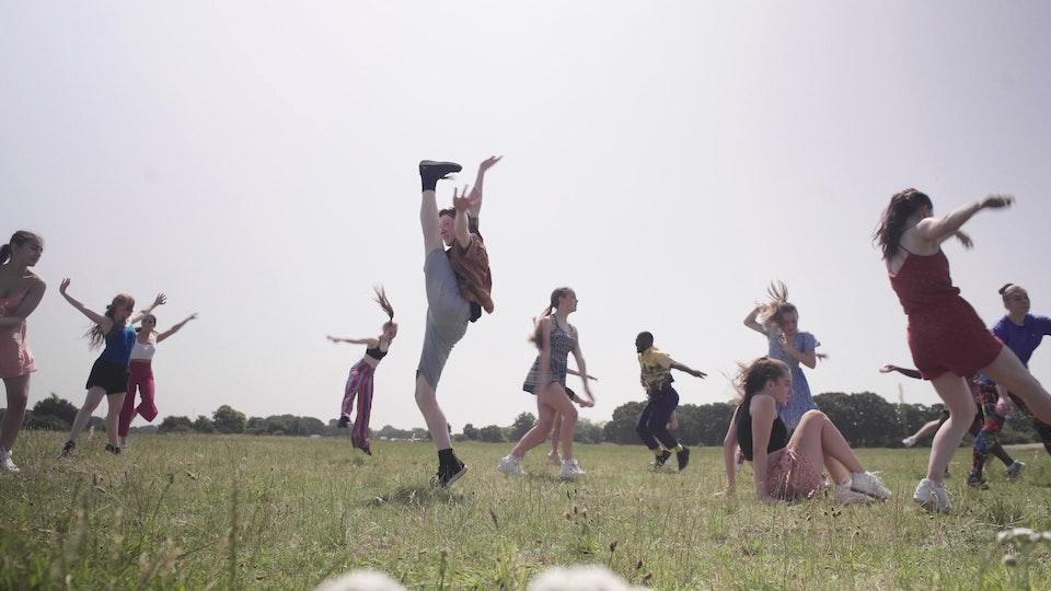 Sol Dans Company - Glory