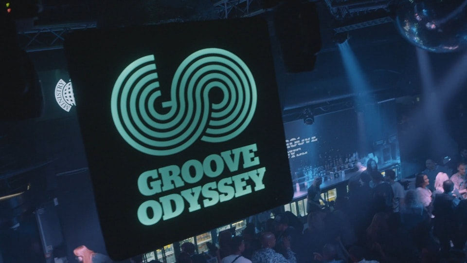 Groove Odyssey @ Ministry of Sound
