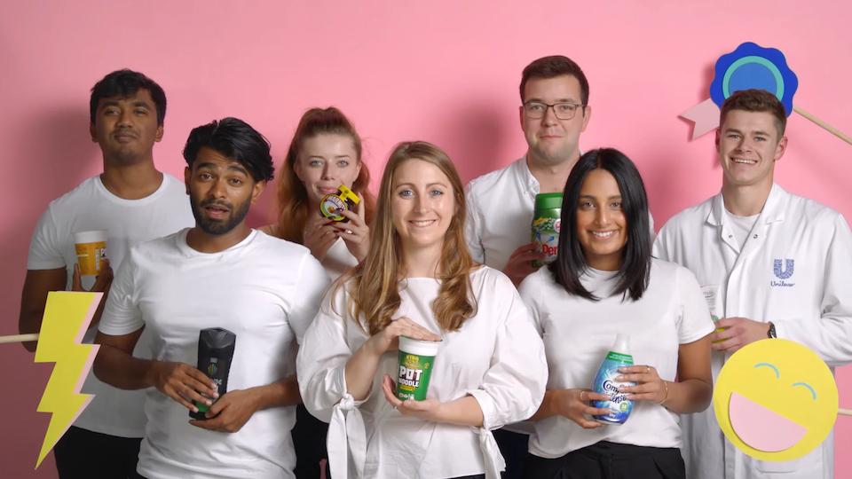 Unilever: Work with us