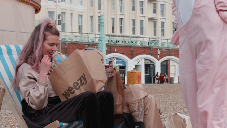 Weezy - Easter @ Brighton