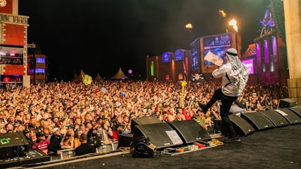 Prophets of Rage 'Jump Around' - LIVE at Boomtown 2019