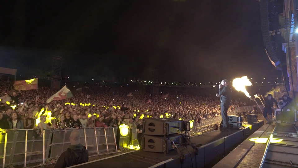 The Streets - 'Fit But You Know It'' LIVE at The Lion's Den Boomtown Festival 2019