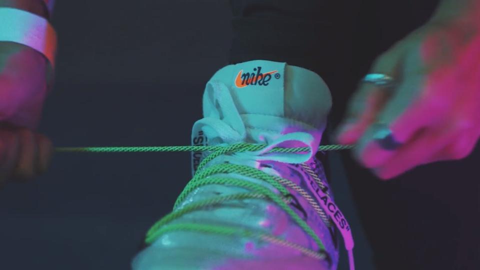 """Nike x OffWhite x Bonesoda - """"Track & Field Day"""""""